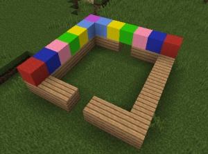 Minecraft House 7x7