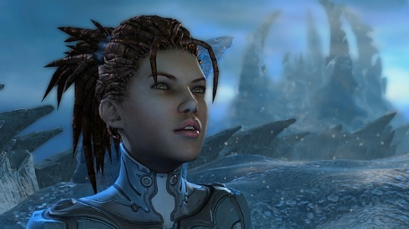 Starcraft 2 kerrigan